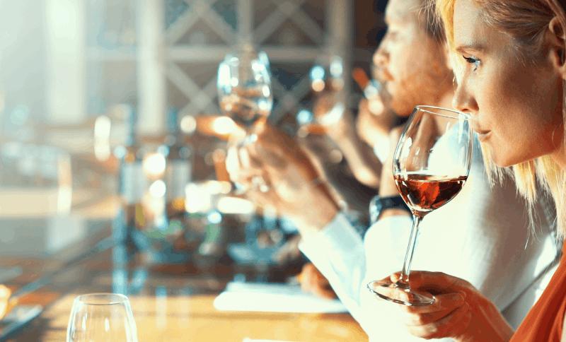 Wine tasting Finding France