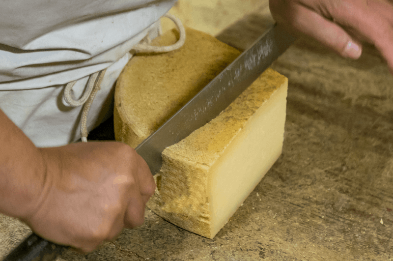 cheese producer Finding France