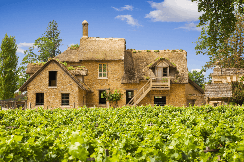 French country house Finding France