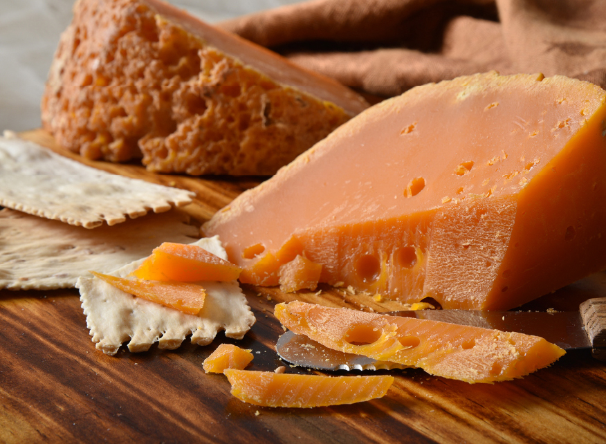La Mimolette french cheese Finding France